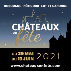 """""""Châteaux en fête"""" 2021"""